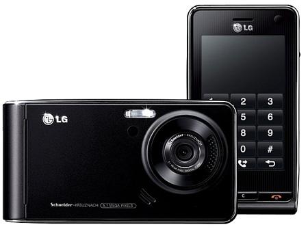LGU990 - LG lancia l'u990: macchina fotografica o cellulare?