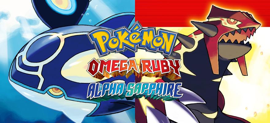 Guida Pokémon Rubino Omega/Zaffiro Alpha, i leggendari