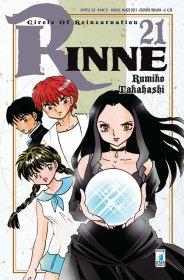 Rinne21 - Star Comics, le uscite dell'11 marzo