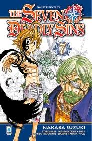 TheSevenDeadlySins7 - Star Comics, le uscite del 4 marzo