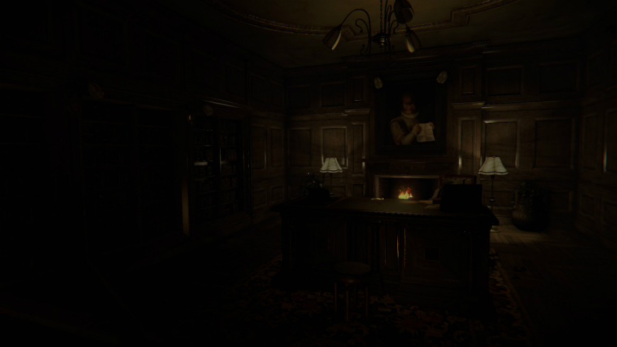 LoF screen - Recensione Layers of Fear