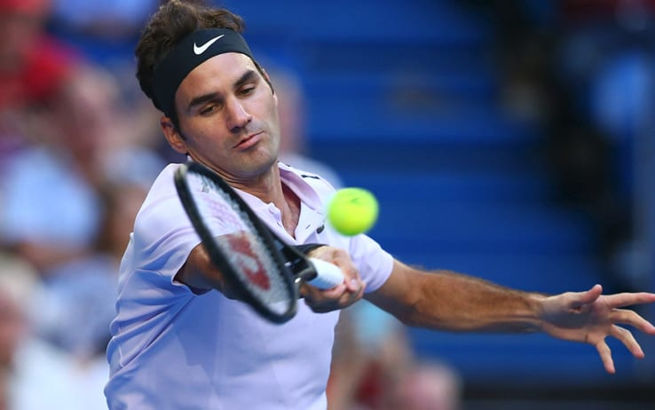 roger federer getty - Scommettere online? Questione di matematica
