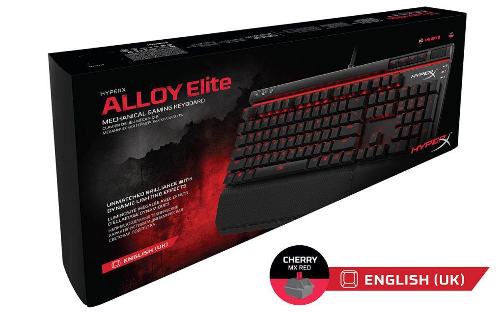 HyperX AlloyElite HX KB2RD1 UKR1 pb hr7 1024x640 - HyperX presenta le nuove tastiere Alloy Elite e Alloy FPS PRO