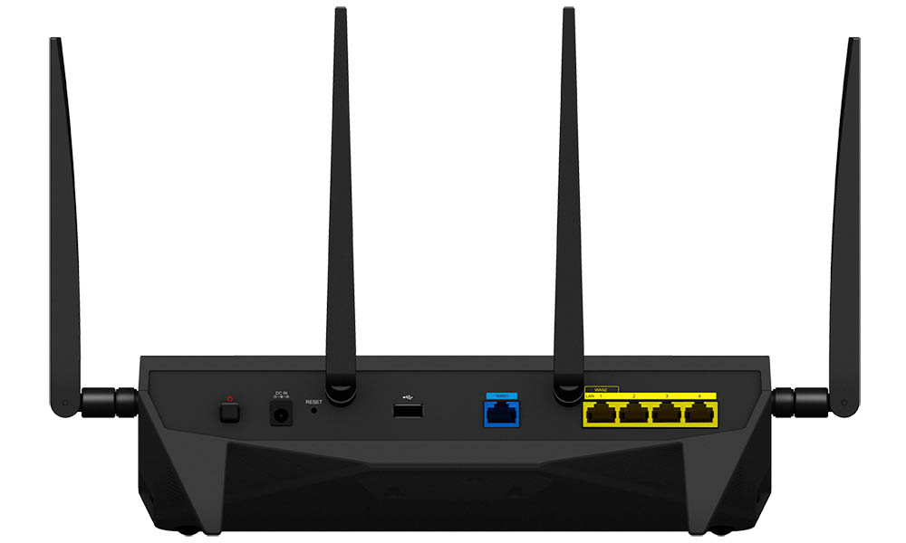 SynologyRT2600ac2 - Recensione router Synology RT2600ac