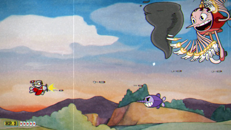 Cuphead 13 - GUIDA Cuphead, come sconfiggere i boss del mondo 1