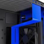 H400i Matte BlackBlue SmartDevice - NZXT presenta la nuova Serie H dei suoi case per PC
