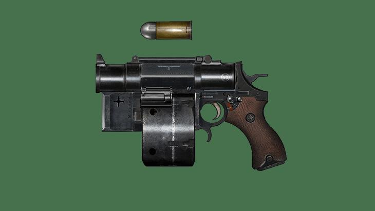 Kampfpistole - Wolfenstein II: The New Colossus, nuova galleria di immagini dedicata alle armi