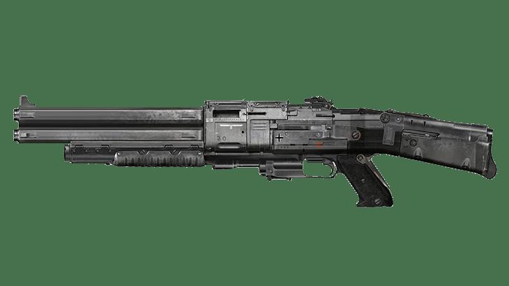 Schockhammer - Wolfenstein II: The New Colossus, nuova galleria di immagini dedicata alle armi