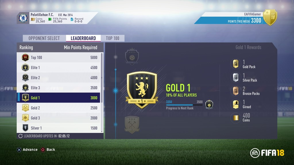 Squad Battles 1024x576 - FIFA 18, trucchi e consigli sulla modalità FUT- Ultimate Team