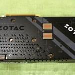 DSC00352 - ZOTAC GeForce GTX 1080 Ti AMP! Extreme, recensione, analisi termica e guida all'overclock con sostituzione dei thermal pads
