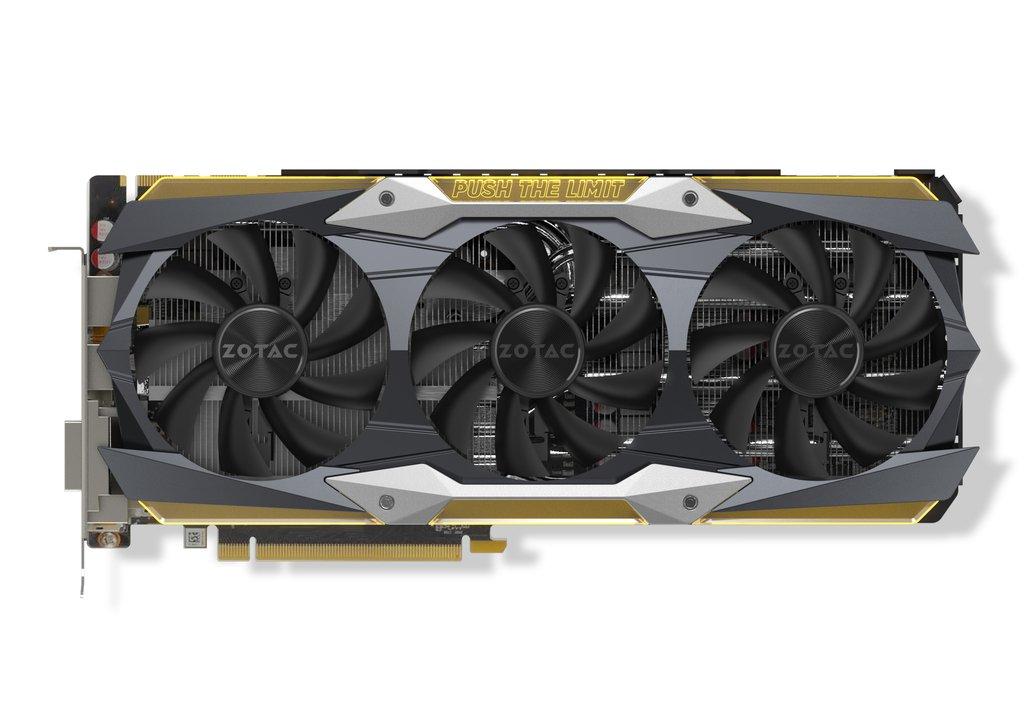 zt p10810c 10p image2 - ZOTAC GeForce GTX 1080 Ti AMP! Extreme, recensione, analisi termica e guida all'overclock con sostituzione dei thermal pads