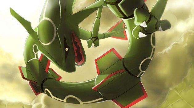 Rayquaza 630x352 - Guida Pokémon Ultrasole e Ultraluna, uso degli Ultravarchi e cattura di tutti i Pokémon Leggendari