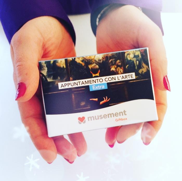 regalo originale Musement - Musement entra nel mondo dei Cofanetti Regalo offrendo un set di novità