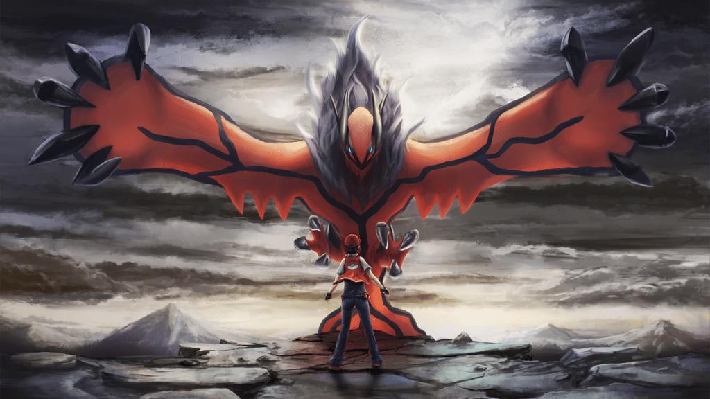 rise of yveltal   red fullhd by dekus d6bbkxj 1024x576 - Guida Pokémon Ultrasole e Ultraluna, uso degli Ultravarchi e cattura di tutti i Pokémon Leggendari
