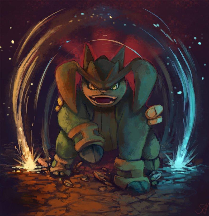 terrakion used giga impact by salanchu d3k8sqy - Guida Pokémon Ultrasole e Ultraluna, uso degli Ultravarchi e cattura di tutti i Pokémon Leggendari