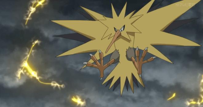 zapdos 660x350 - Guida Pokémon Ultrasole e Ultraluna, uso degli Ultravarchi e cattura di tutti i Pokémon Leggendari
