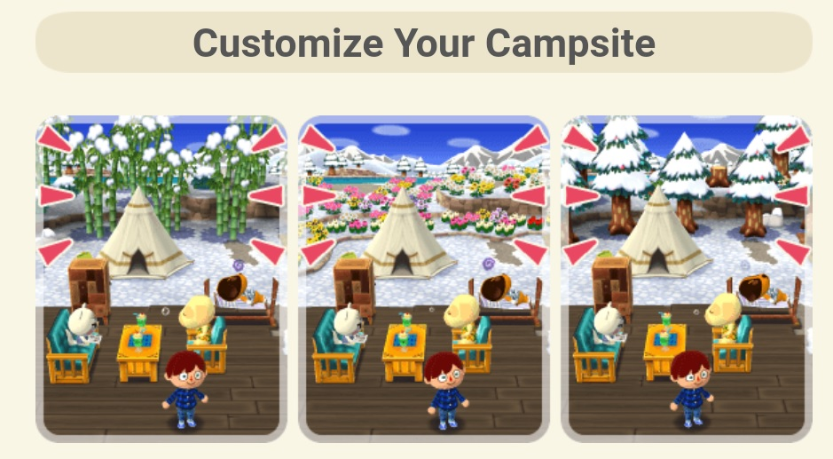 Animal Crossing Pocket Camp 1 - Animal Crossing Pocket Camp, nuove informazioni sul prossimo aggiornamento