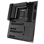 N7 Black Main - NZXT entra ufficialmente nel mercato delle motherboard con la NZXT N7 Z370