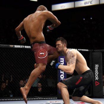 UFC3 Gameplay 5 350x350 - Recensione UFC 3