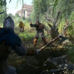 kingdom come deliverance screenshot 11 marshland fight min e1522396499334 - Recensione Kingdom Come: Deliverance