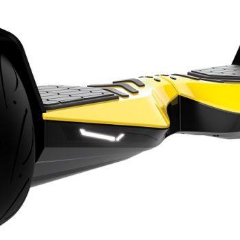 GlyboardCorse giallo 350x350 - Glyboard Corse, il primo hoverboard ispirato all'inconfondibile stile Lamborghini