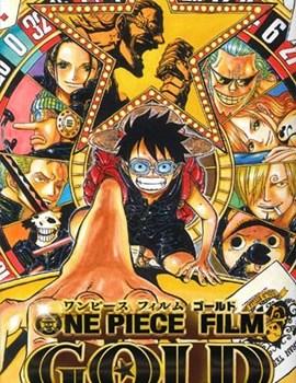 One Piece Gold Il Film Light Novel 270x350 - Star Comics, One Piece Gold: Il Film - Light Novel uscirà a luglio