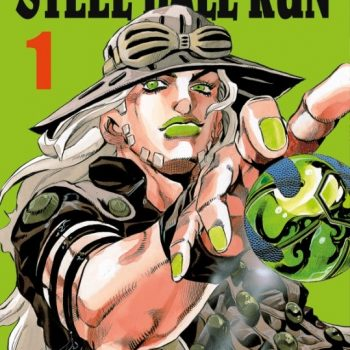 STEEL BALL RUN 350x350 - Star Comics, in arrivo il primo volume di STEEL BALL RUN