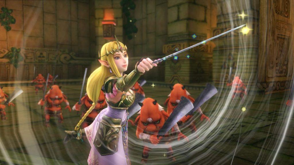 71uBStLYgwL. SL1280  1024x576 - Guida Hyrule Warriors - Le Armi