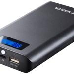 LCD Power Bank 13.000 - VARTA LCD Power Bank 18.200 mAh, la nostra recensione