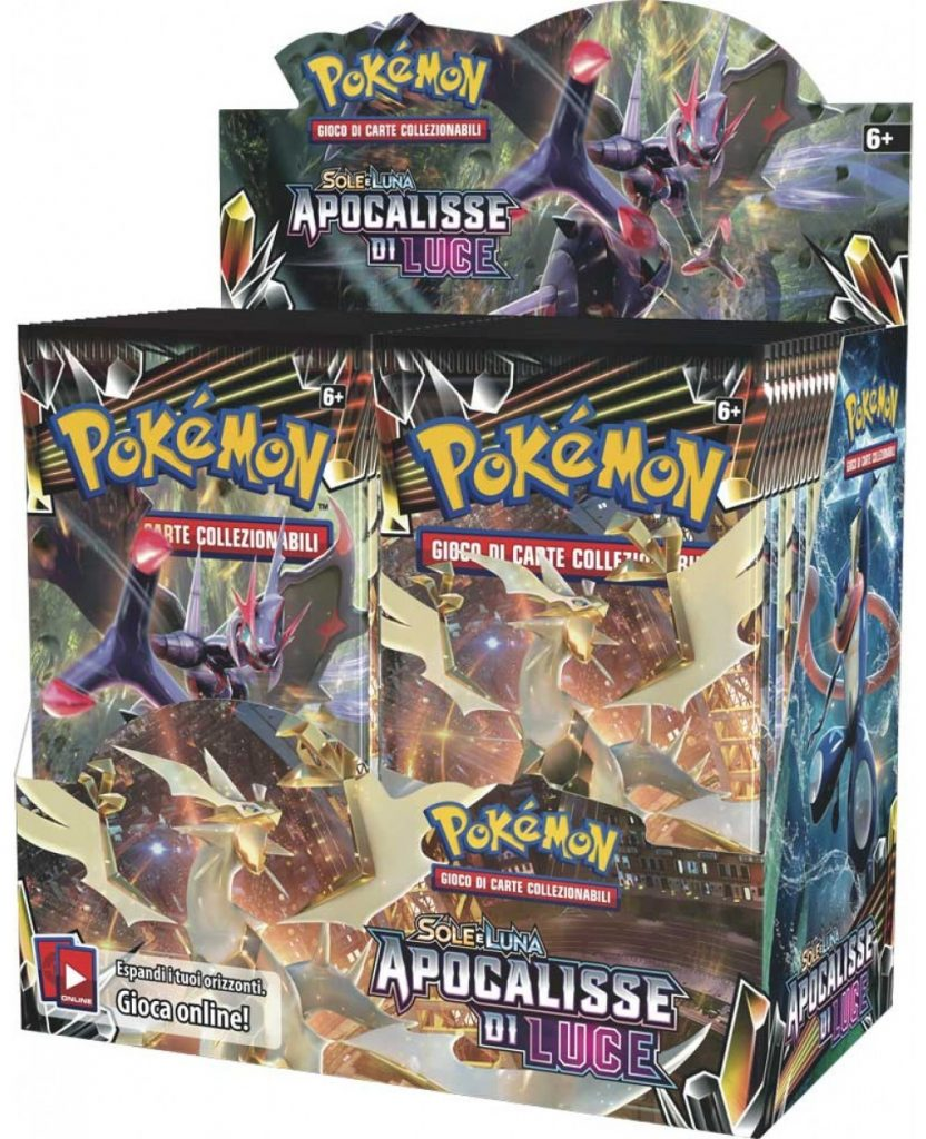 BustineApocalisseLuce 832x1024 - Recensione GCC Pokémon Sole e Luna – Apocalisse di Luce