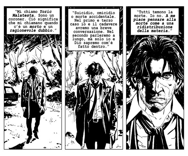 Morgue 2 - Star Comics, i due volumi di Dottor Morgue arriveranno ad ottobre e novembre