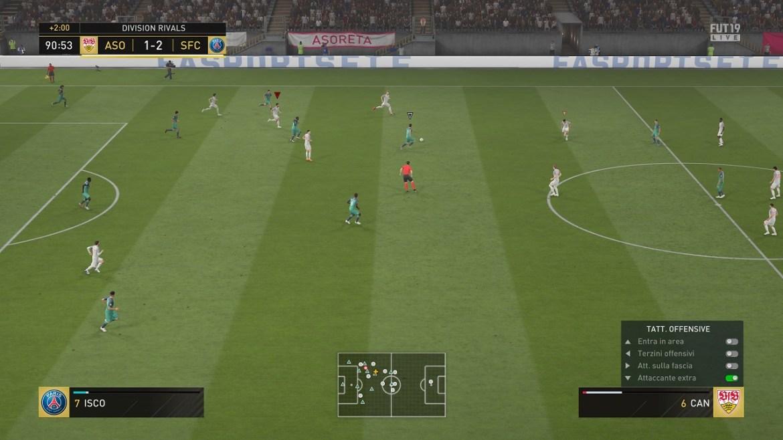 FIFA 19 FUT Rivals - FIFA 19, la nostra recensione