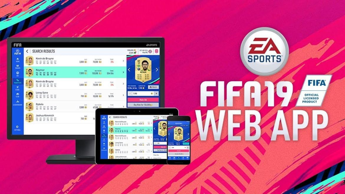 fifa 19 ultimate team web app  - FIFA 19 FUT - Ultimate Team, trucchi e consigli