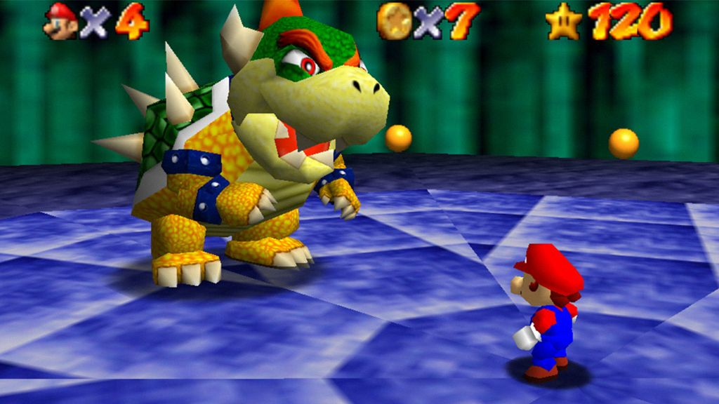 mario 64 trama - Back 2 The Past, parliamo di Mario 64
