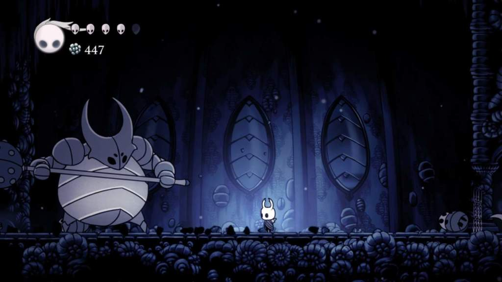 hollow knight boss - Hollow Knight Voidheart Edition - la nostra recensione