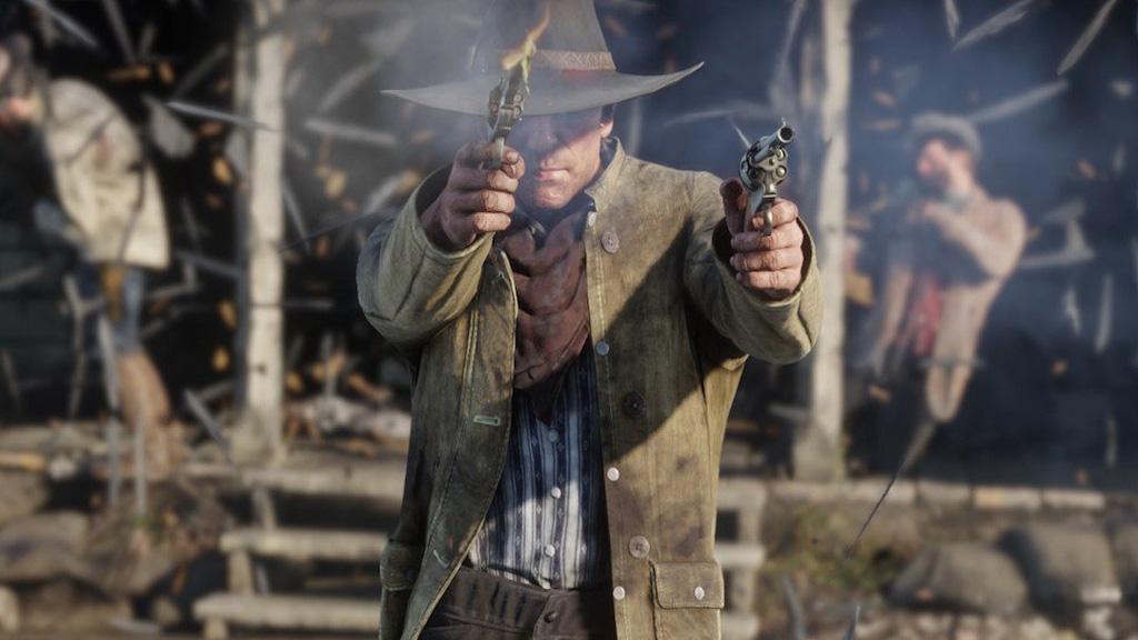 red dead redemption 2 pistole - Red Dead Redemption 2, 8 consigli per sopravvivere nel Selvaggio West