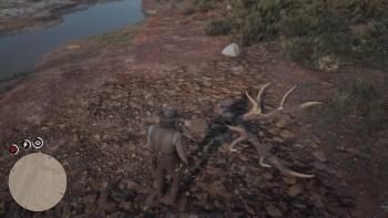 Osso Dinosauro 26 Luogo - Red Dead Redemption 2, dove trovare tutte le ossa di dinosauro