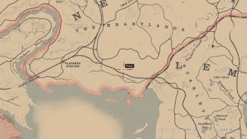 Osso Dinosauro 3 - Red Dead Redemption 2, dove trovare tutte le ossa di dinosauro