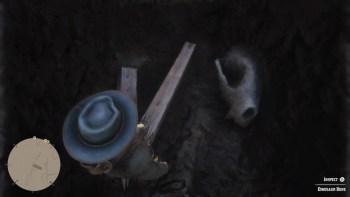 Osso Dinosauro 5 Luogo - Red Dead Redemption 2, dove trovare tutte le ossa di dinosauro