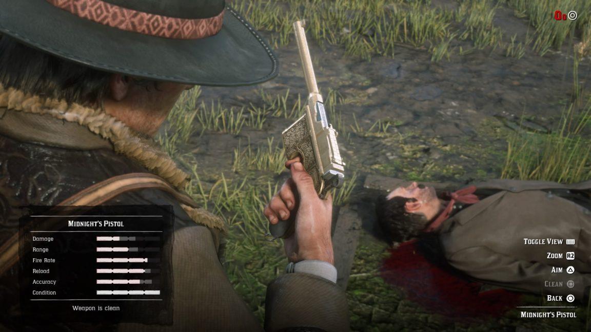 Red Dead Redemption 2 20181022134757 1152x648 - Red Dead Redemption 2: le migliori armi e dove trovare tutte le armi uniche e rare