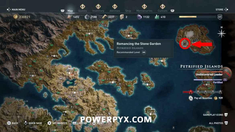 assassins creed odyssey medusa location - Assassin's Creed Odyssey, guida ai trofei