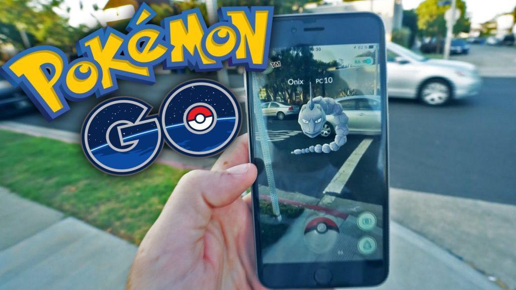 pokemon go 1024x576 - Pokemon: Let's Go Pikachu - Eevee - la nostra recensione