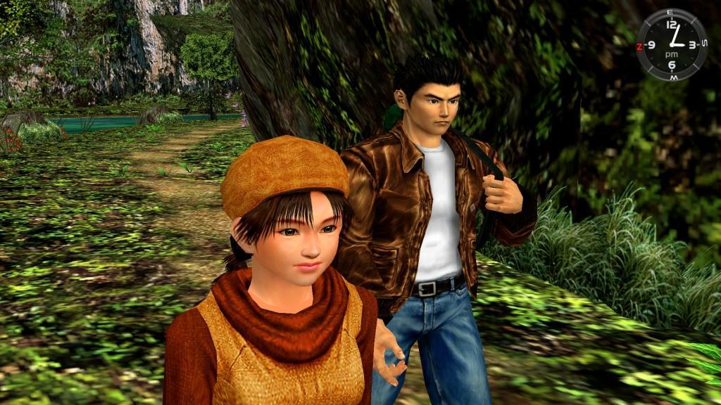 shenmue 2 1024x576 - Shenmue I e II, la saga che ha cambiato per sempre la storia dei videogames