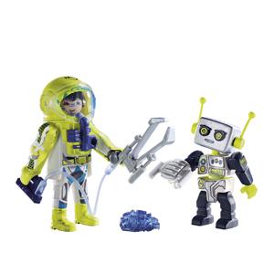 9492 Astronauta e Robot - Playmobil regala ai più piccoli un Natale spaziale!