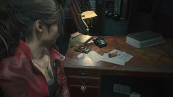 """RE2 Hiding Place Office - Resident Evil 2 - Guida: dove trovare il rullino """"Nascondiglio"""""""