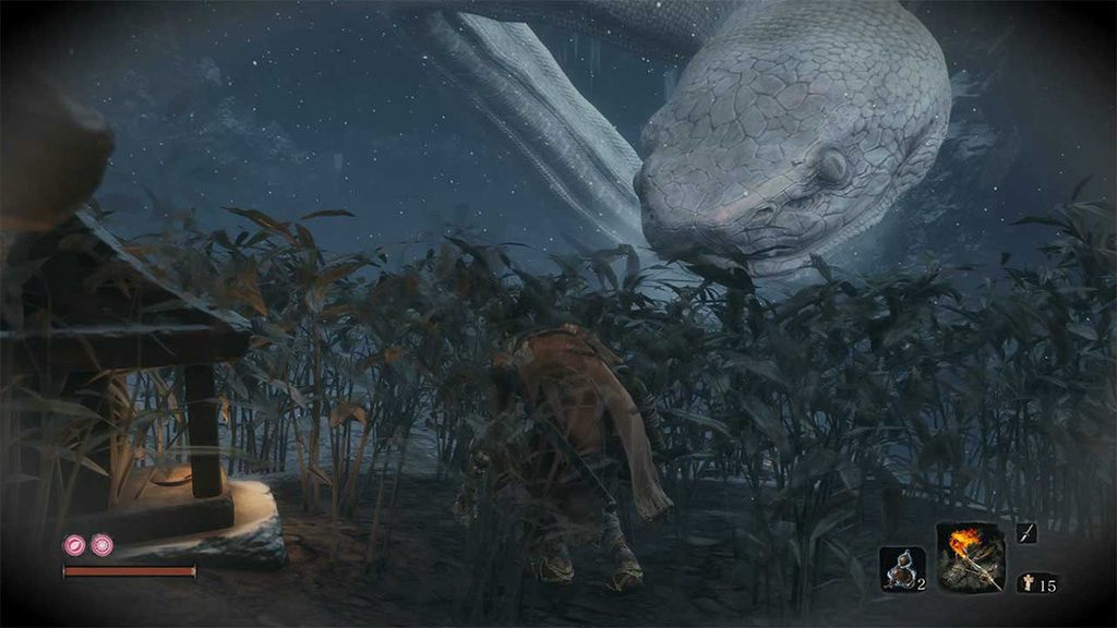 Sekiro shadows die twice nascondersi 1024x576 - Sekiro: Shadows Die Twice - 5 trucchi per sopravvivere