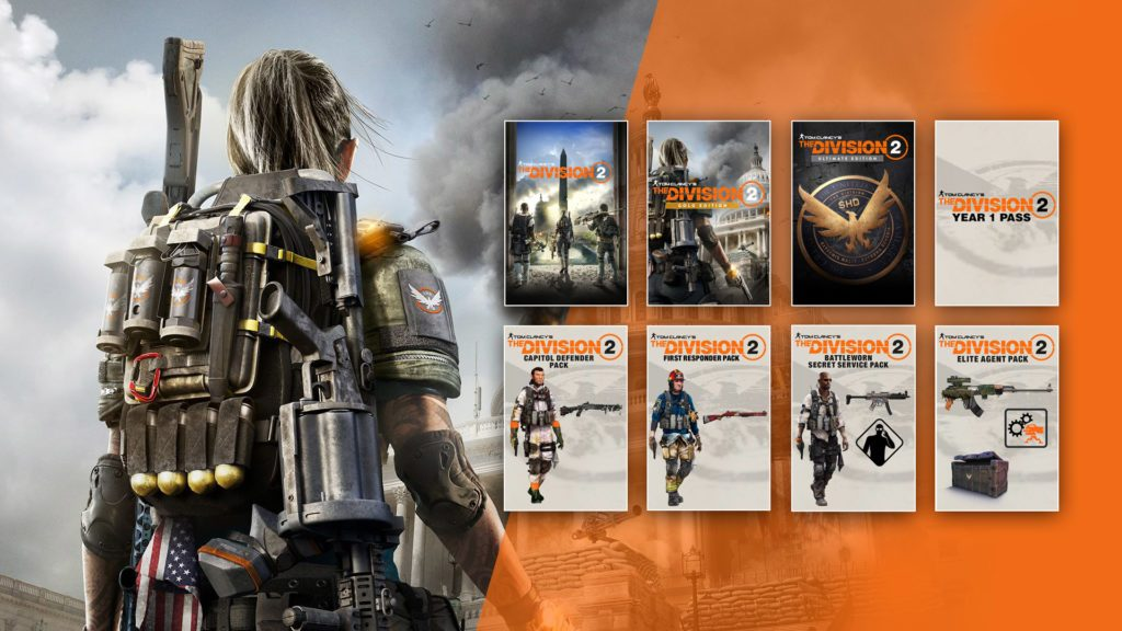 the division 2 contents 1024x576 - The Division 2, la nostra recensione