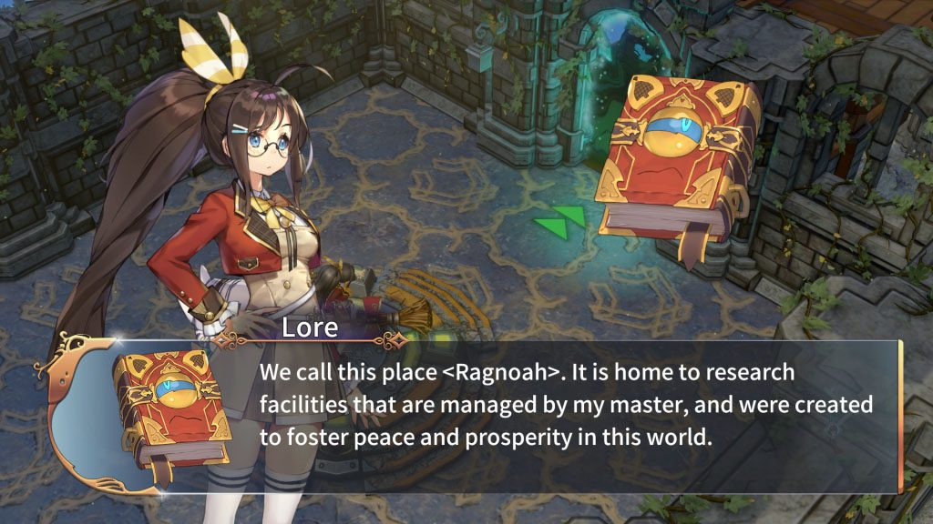 RemiLore beginning 1024x576 - RemiLore: Lost Girl in the Land of Lore, la nostra recensione