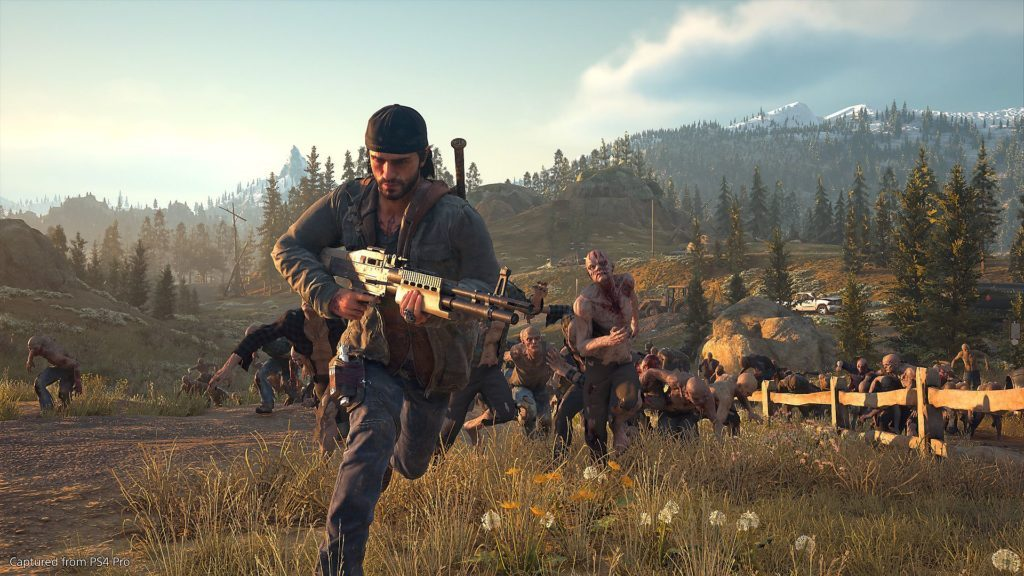 days gone horde 1024x576 - Days Gone, la nostra recensione tra zombi e motociclette