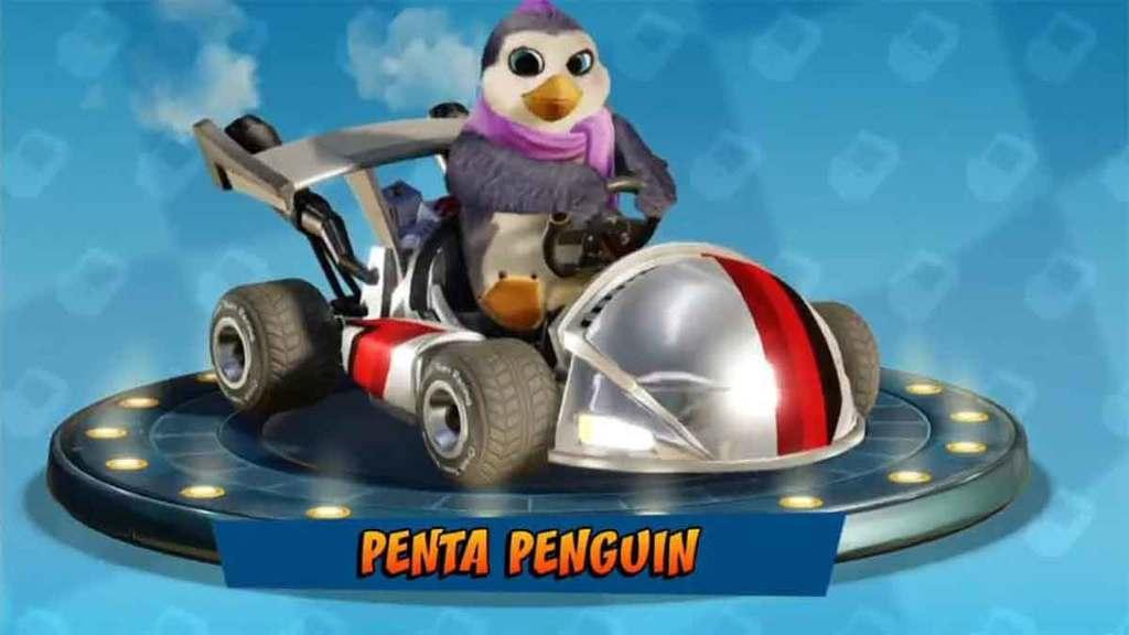 Crash Team Racing Nitro Fueled penta pinguino 1024x576 - Crash Team Racing Nitro-Fueled, come sbloccare Penta Pinguino